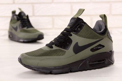 Кроссовки зимние! Air Max 90 Mid Winter Nike