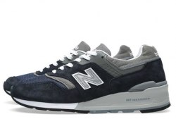 997 Navy/Grey New Balance