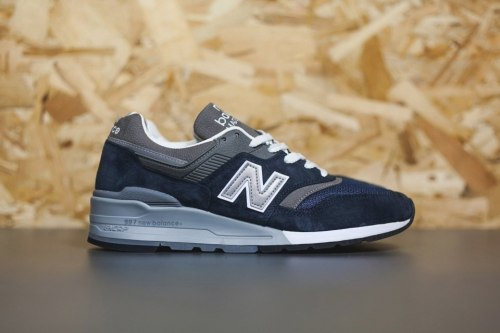 997 Navy/Grey New Balance