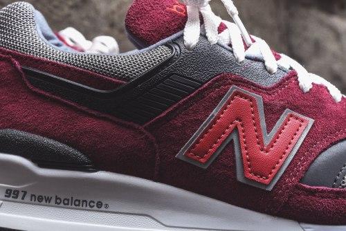 M997 Red New Balance