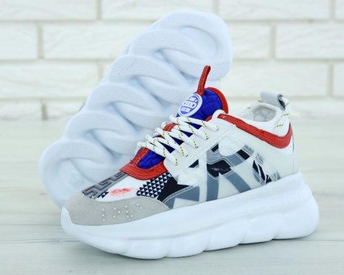 Versace Chain Reaction Sneakers 001-01 Versace