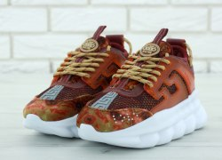 Versace Chain Reaction Sneakers 001-02 Versace