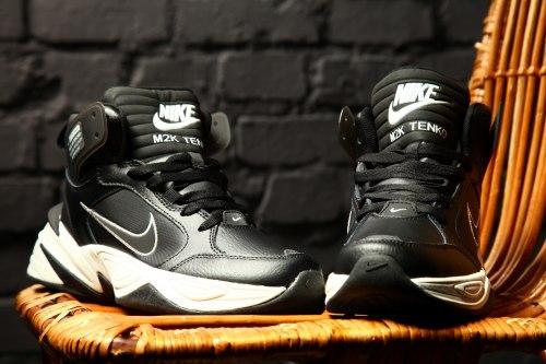 "Кроссовки зимние M2K Tekno Winter ""Black/White"" Nike"