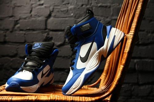 "Кроссовки зимние M2K Tekno Winter ""Blue"" Nike"