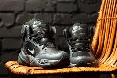 "Кроссовки зимние M2K Tekno Winter ""Grey/Black"" Nike"