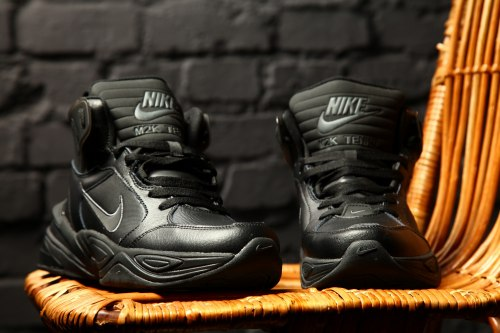 "Кроссовки зимние M2K Tekno Winter ""Black"" Nike"