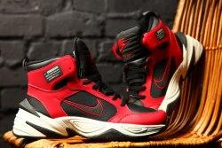 "Кроссовки зимние M2K Tekno Winter ""Black/Red"" Nike"