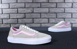 Old Skool Pink Vans