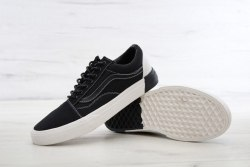 Old Skool Black/White Vans