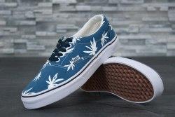 Кеды Vault Era LX OG 'Palm Leaf blue Vans
