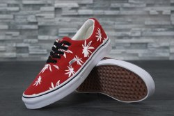 Vault Era LX OG 'Palm Leaf Red Vans