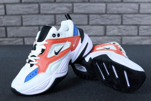 M2K Tekno White/Orange Nike