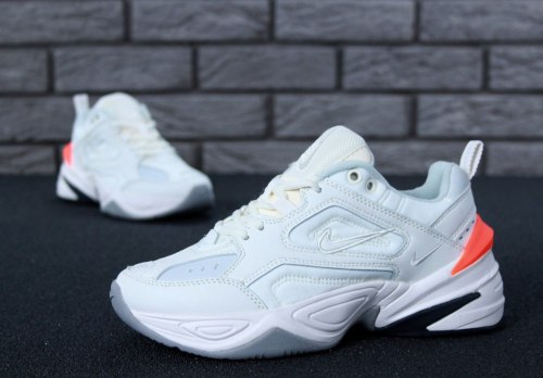 M2K Tekno White Women Nike