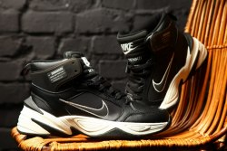 "M2K Tekno Winter ""Black/White"" Nike"