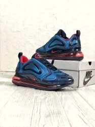 Air Max 720 Dark Blue Red Black Nike