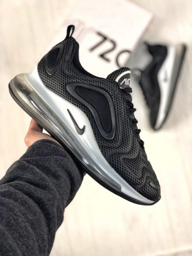 Air Max 720 Black Grey White Nike