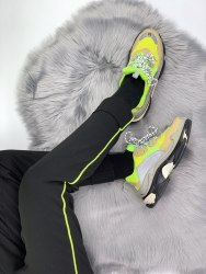 Triple S Neon Green (3-ёх слойная подошва) Balenciaga