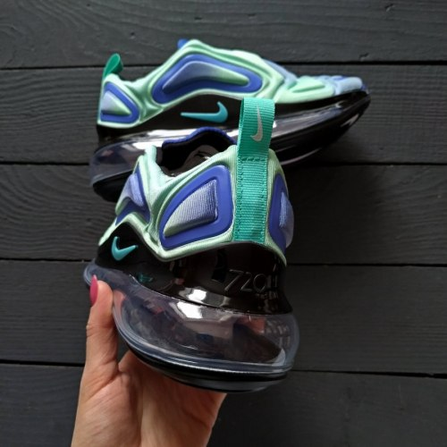 Air Max 720 Blue-Green Nike