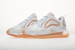 Air Max 720 White Rose Pink Nike