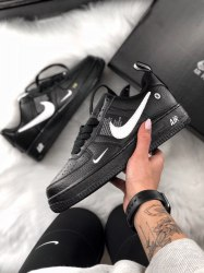 Air Force 1 Low Utility Black White Women Nike