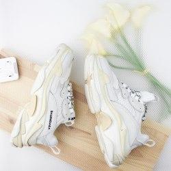 Triple S white/beige (3-ёх слойная подошва) Balenciaga