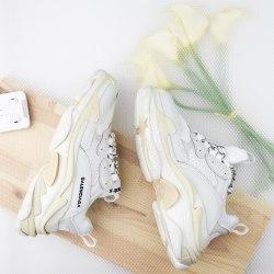 Triple S white/beige (3-ёх слойная подошва) man Balenciaga