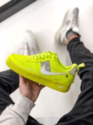Air Force 1 Low Utility Volt (GS) Women Nike