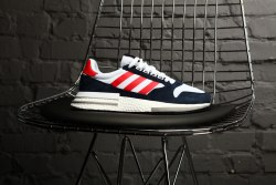 Originals ZX 500 RM in Navy/Blue Adidas