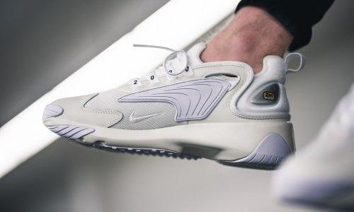 Zoom 2K Triple White Nike