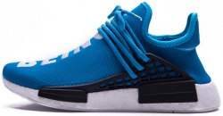 Pharrell Williams Human Race NMD Blue Adidas