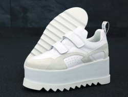 Eclypse Platform Sneakers - White STELLA MCCARTNEY