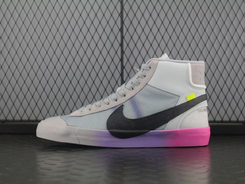 "Off-White x Blazer Mid ""Queen"" Nike"