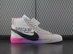 """Off-White x Blazer Mid """"Queen"""" Nike"""