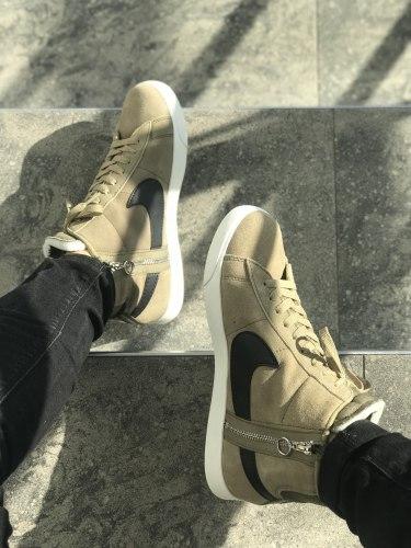 "Blazer Mid ""Army Green"" Nike"