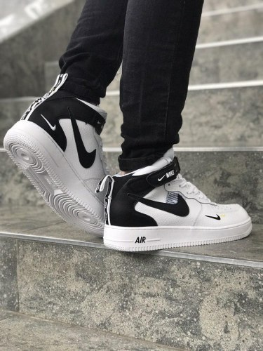 Air Force 1 HI Utility White (GS) Nike