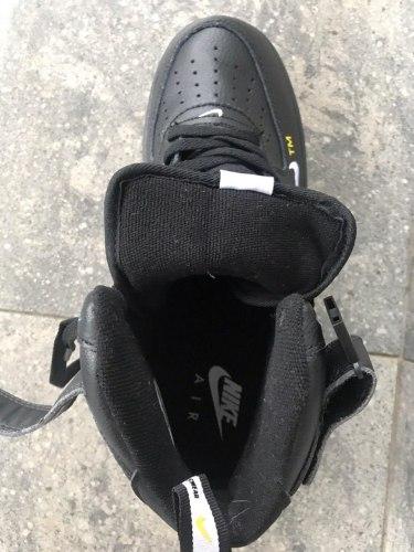 Air Force 1 HI Utility Black (GS) Nike