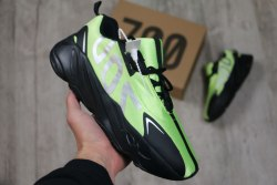 "Yeezy 700 Black Yellow ""700"" Adidas"