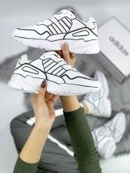 Yeezy Yung 96 White Black Adidas