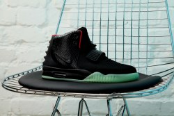 "Air Yeezy 2 ""Solar Red"" Value Adidas"