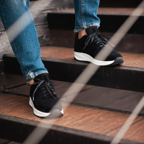 South Soft Step black 9961 South brand