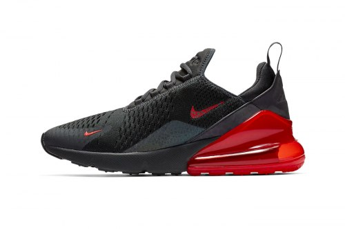 "Air Max 270 ""Reflective Black/Red"" Nike"