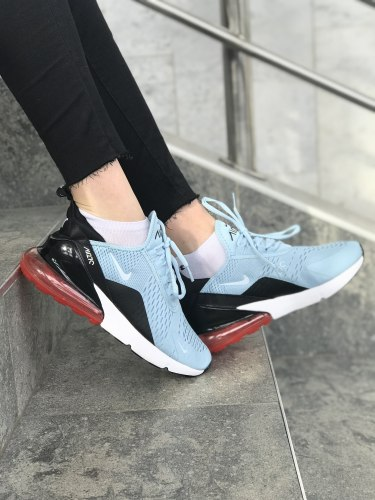 Air Max 270 Blue Black Red Nike