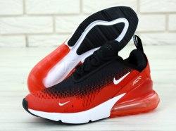 Air Max 270 Red|Black Nike