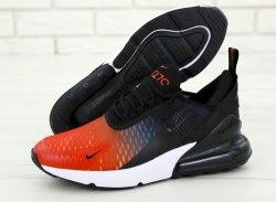 Air Max 270 Black/Orange Nike