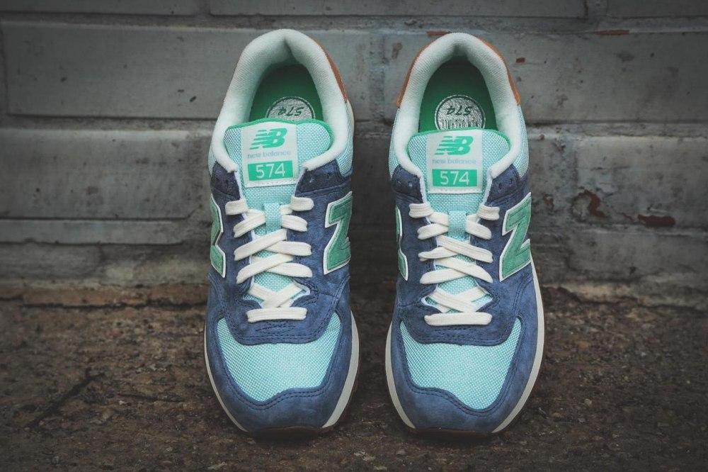 ᐉ Купить кроссовки WL 574 PIA Blue New Balance – с доставкой в Киев ... 519327148e7bd