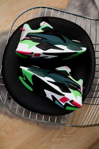 Puma Rs-x Toys Jr Black Puma
