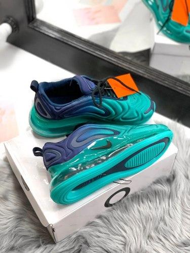 Air Max 720 blue green gradient Nike