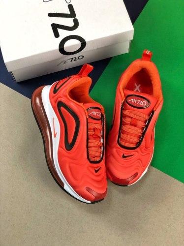 Air Max 720 Orange red Nike