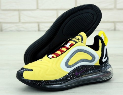 Air Max 720 Undercover Yellow Nike
