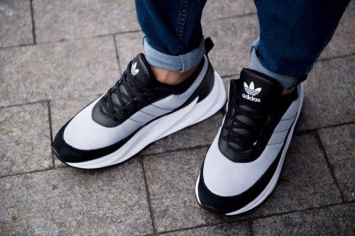 Sharks Boost Black Grey Adidas